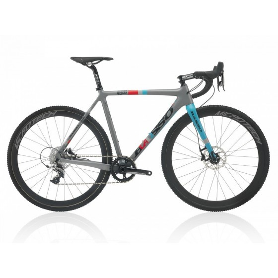 Fast Cross Disc-GRAY-BLUE